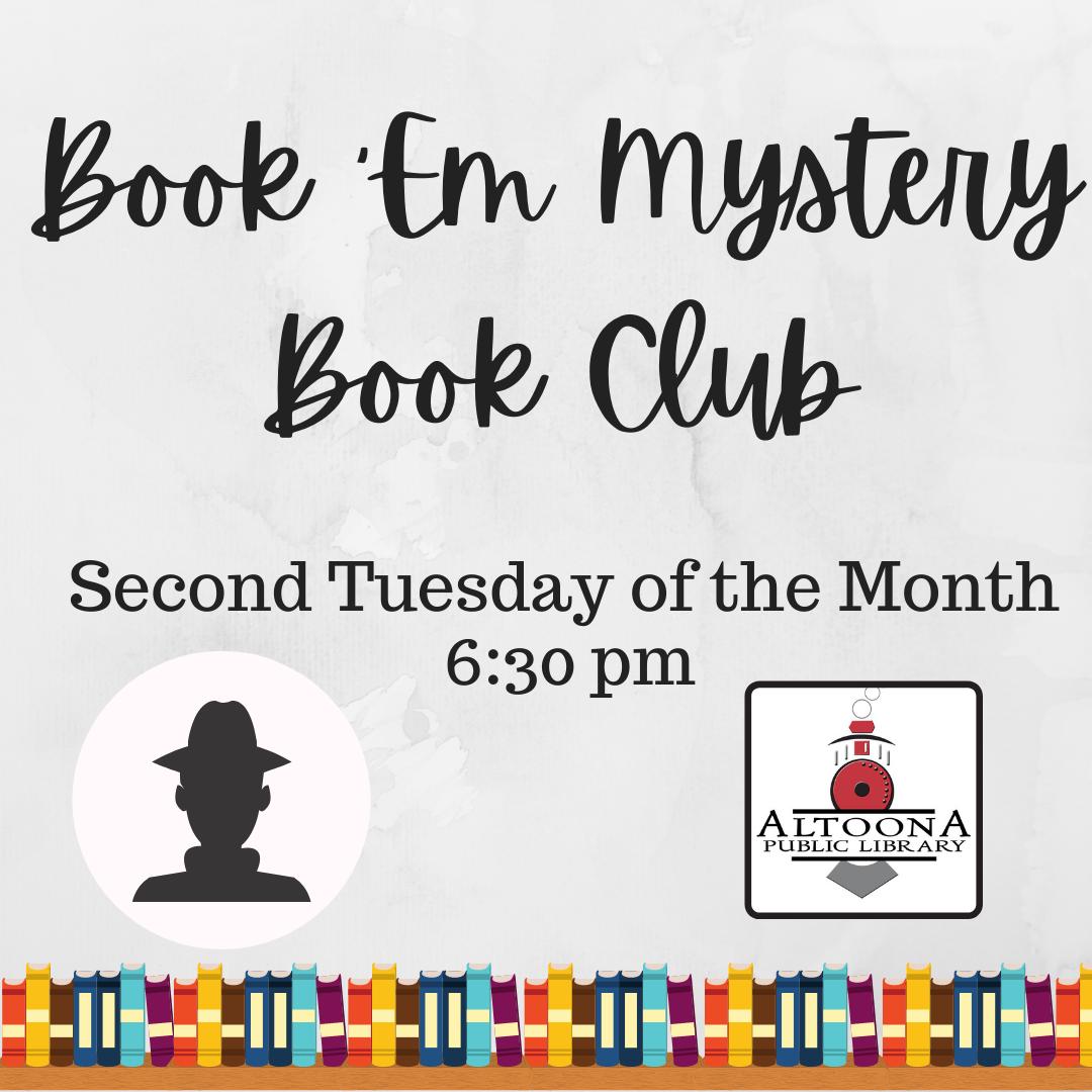Book 'Em Mystery